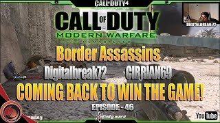 Call of Duty 4 - Modern Warfare Remastered - MULTIPLAYER - Episode - 47