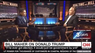Bill Maher On Donald Trump (GPS)