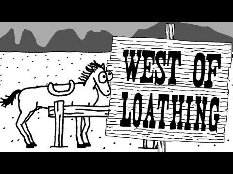 West of Loathing - Leaving Town With My Crazy Crew!  - West of Loathing Gameplay