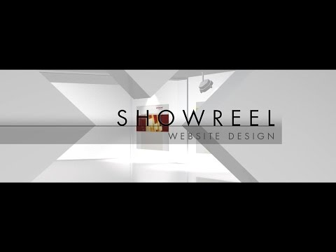 Pixelfabrik - Showreel Website Design