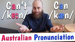 Baixar CAN vs CAN'T | Australian Pronunciation & Accent Training
