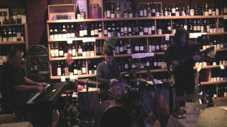 Scott Lindenmuth Trio - Live 2009 performance - (Blues in G)