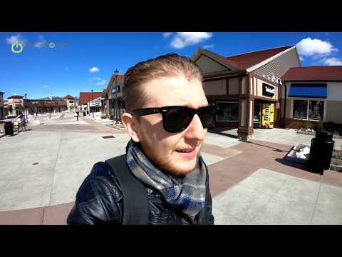 ABD'de Alışveriş: Woodbury Outlet #Vlog