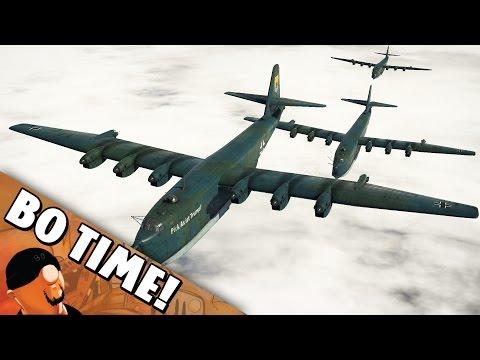 War Thunder - BV 238 - Blohm & Voss Fills The Skies