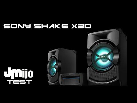 Sony SHAKE X3D - Juanmanuelijo TEST
