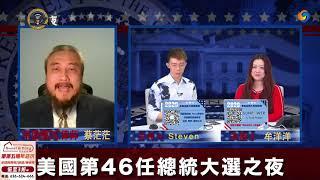 美国大选华盛顿DC投票站情况(连线华盛顿DC律师  蔡茫茫点评投票情况) - YouTube