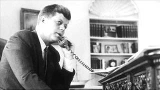 PHONE CALLS: JFK IS MAD AT PAN AM'S JUAN TRIPPE (JUNE 4, 1963)