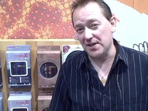 Trevor Isetts, Owner Blvd Music, SC -NAMM 09 Core X2