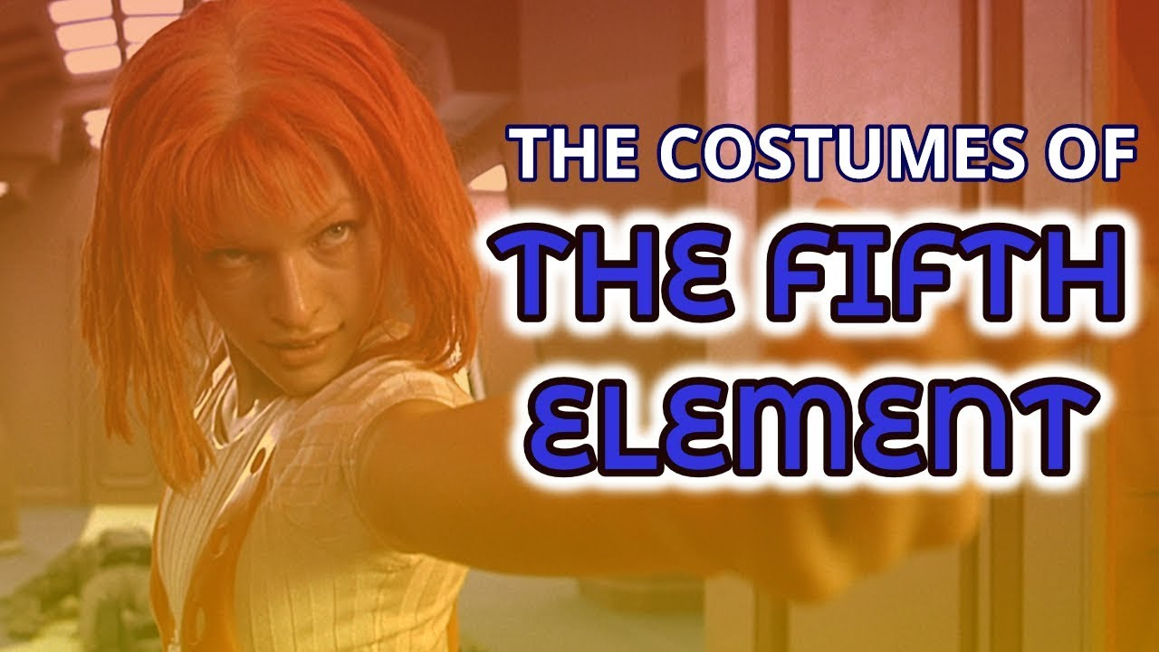 the costumes of the fifth element leeloo korben dallas