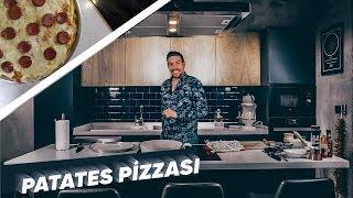 Burak ALKAN ile Gece Yemeleri : Patates Pizzası, (Bölüm 27) | Osilicious