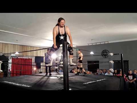 Falling Starr Wrestling West Lynn 22/07/2017 - Jack Hammer vs Jimmy Starr