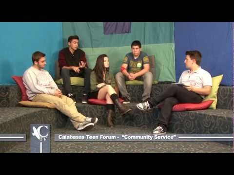 Calabasas Teen Forum - Volunteering/Charity Work