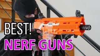 Best 5 Nerf guns 2018