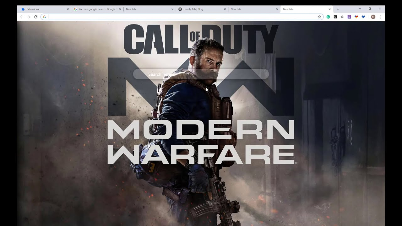 Call Of Duty Modern Warfare Wallpapers Collection For Fans