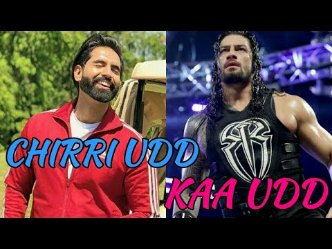 Roman Reigns - CHIRRI UDD KAA UDD Ft. PARMISH VERMA | Roman Reigns Punjabi Songs LATEST PUNJABI SONG