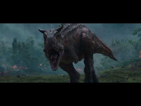 Jurassic World: Fallen Kingdom - Clip The Carnotaurus