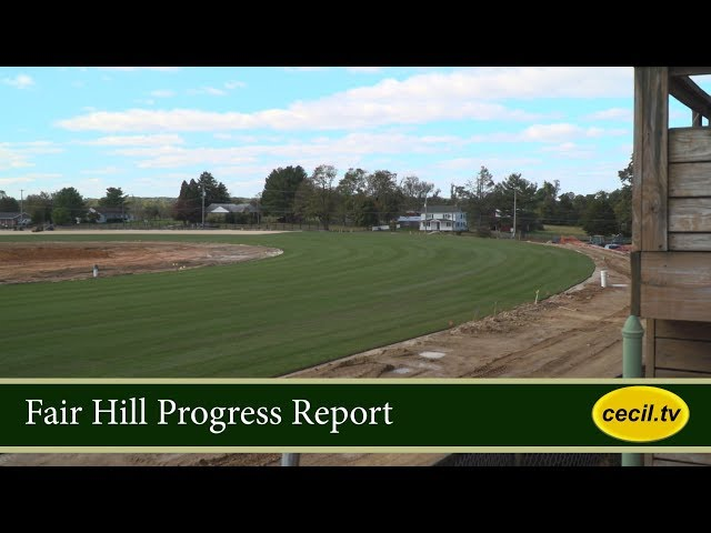 Cecil TV | 30@6 Report: Fair Hill Update | October 22, 2019