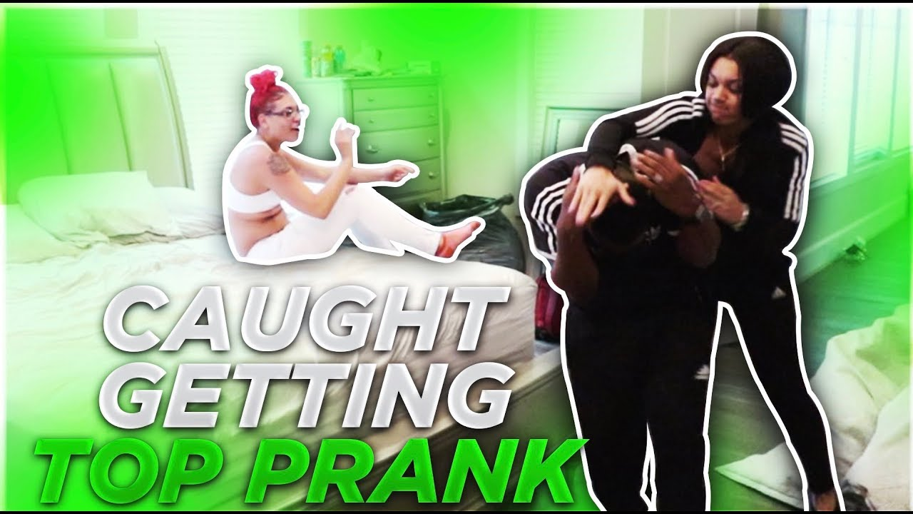CAUGHT GETTING T0P FROM YOUR SISTER ALEXIS PRANK ON WIFE!!!