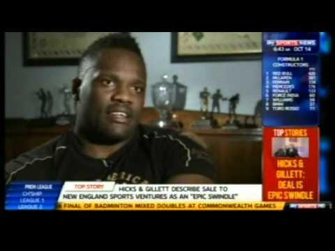 Derek Chisora Wants To Shock The World