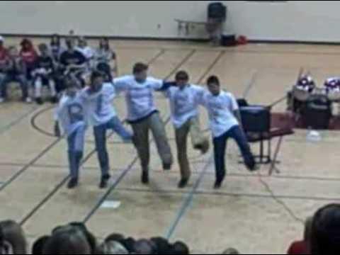 Enumclaw Middle School Talent Show/Blue