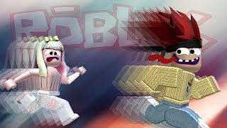 Симулятор бега в Роблоксе + бегаем на перегонки в реальной жизни