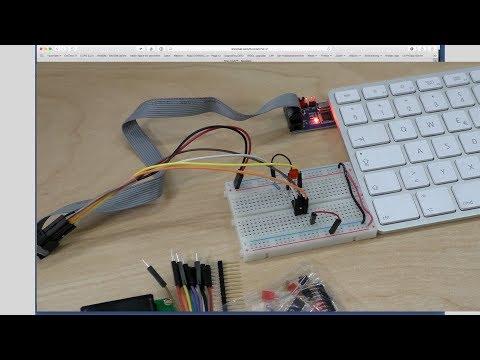 Plauderei am Donnerstag  31: ATtiny und ein USB Programmer