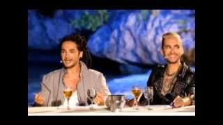 Bill & Tom Kaulitz on DSDS - 2013