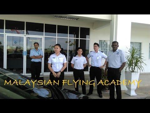 INSIDE MALAYSIAN FLYING ACADEMY (MFA) !!!