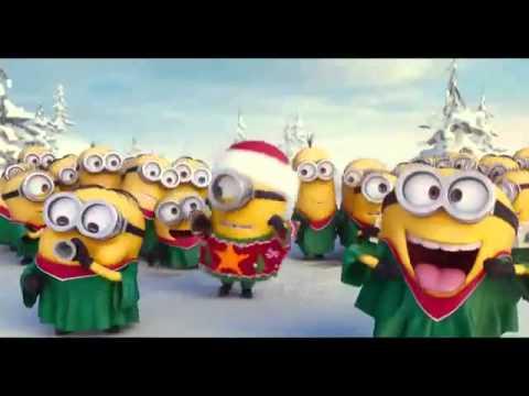 Frohe Weihnachten Minions.Minions Frohe Weihnachten