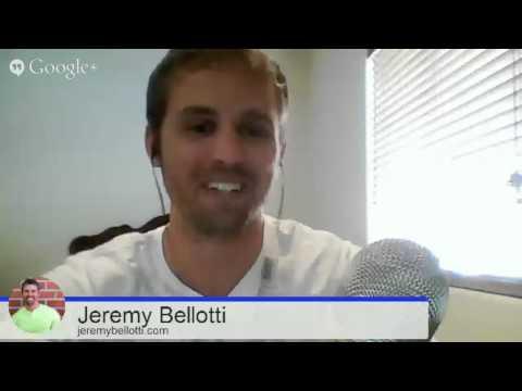 John Shea Interviews Jeremy Belloti
