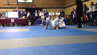 Vancouver Brazilian Jiu Jitsu Championships - Eric Ng Vs Anthony Tomov