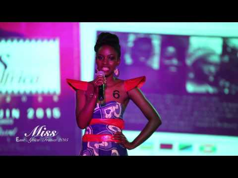ELECTION MISS EAST AFRICA FRANCE 2015