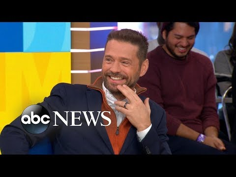 Jason Priestley says his daughter asks to watch 'Beverly Hil