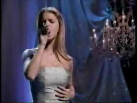Jessica Simpson - I Wanna Love You Forever (Live @ Divas On Ice 1999)
