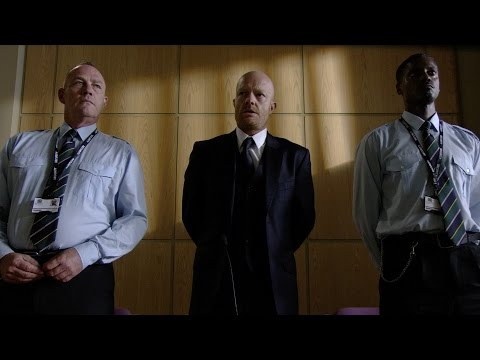 Max Branning - guilty or not guilty? The verdict - EastEnders 2015 - BBC One