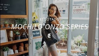 MOCHILO ONZO by ESGOTADO TAS RANSEL MINI BASIC BACKPACK