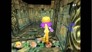 Evolution Worlds (Gamecube) - Gameplay