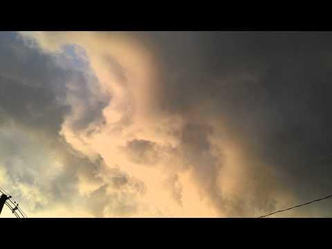Almost tornado in Revere MA