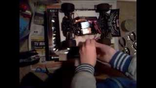 RCsports&music- RC LEDkapverlichting monteren