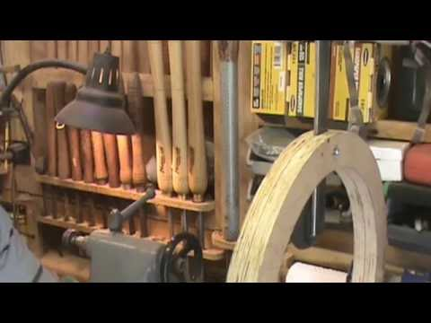 Woodturning Build your own steady rest