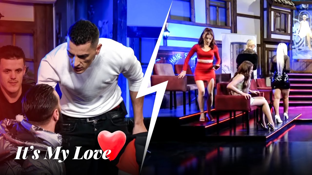 Suspendohet Lulzimi pas rrahjes, Vajzat ikin nga skena, perjashtohet Dardi - It's My Love 16