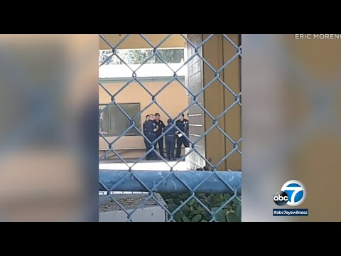 Female Student Detained For Allegedly Bringing Loaded Gun To Huntington Park Middle School | ABC7