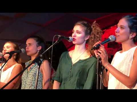 How High The Moon-The Magic of the Voice-Jamboree, Barcelona, October 2017