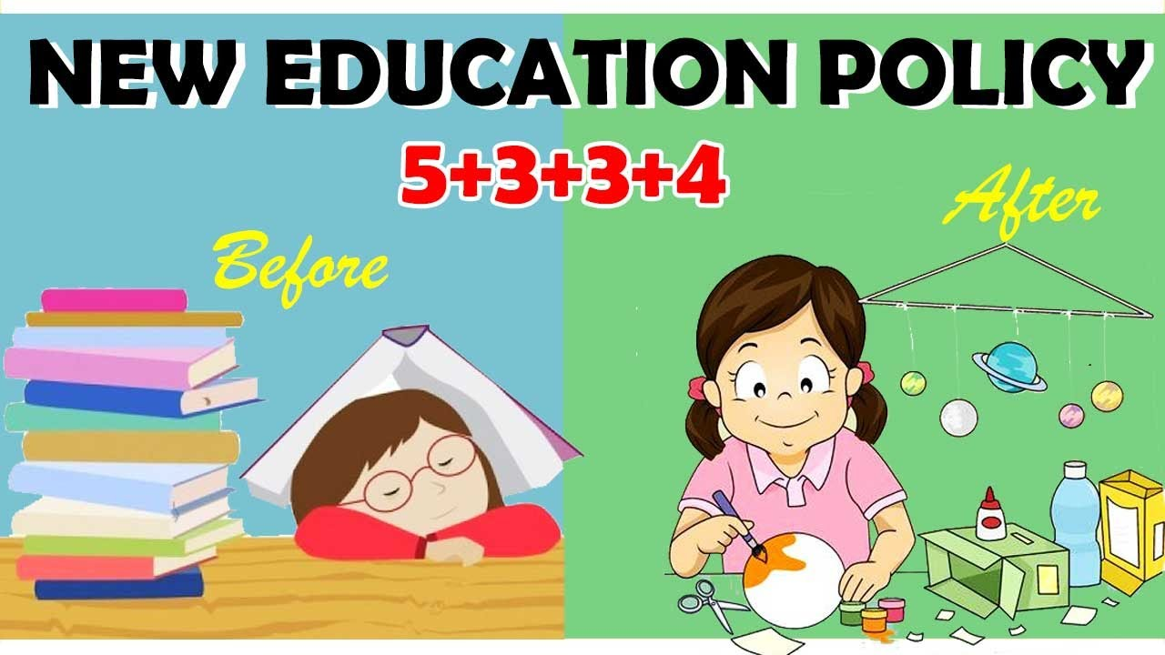 NEW EDUCATION POLICY|GOOD NEWS FOR STUDENTS