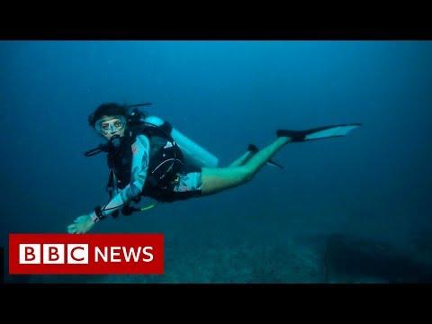 Saving India's coral reefs - BBC News