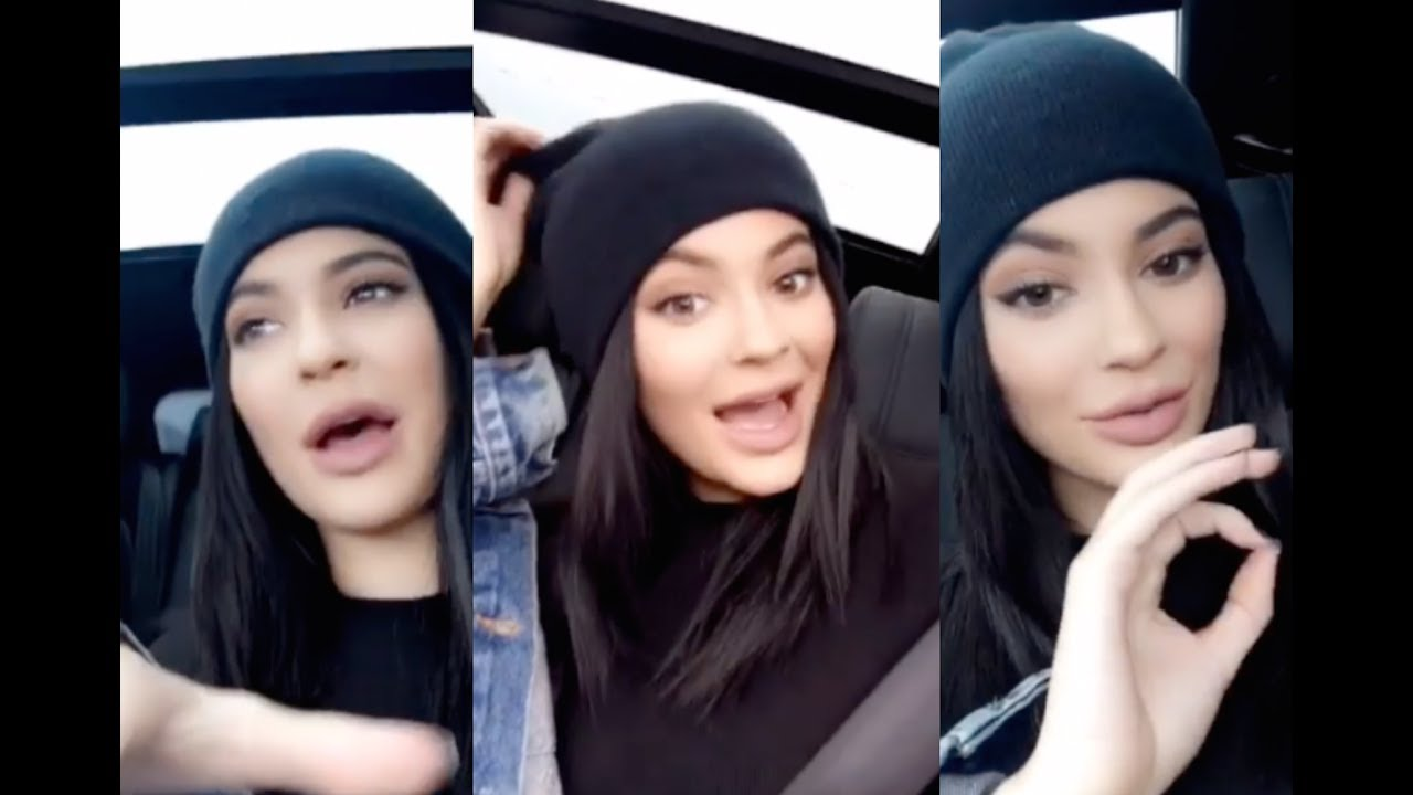 Kylie Jenner Answers All Your Questions About Her Pregnancy On Twitter