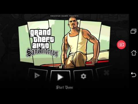 Asus Zenfone 3 Max GTA SA Gameplay Max setting