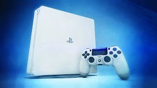 PLAYSTATION 4 Glacier White Trailer (New PS4 Console)