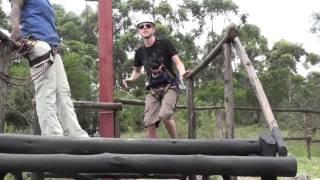 The Amazing 200m Zipline