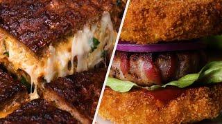 5 Unique Recipes Burger Lovers Cannot Resist • Tasty Recipes
